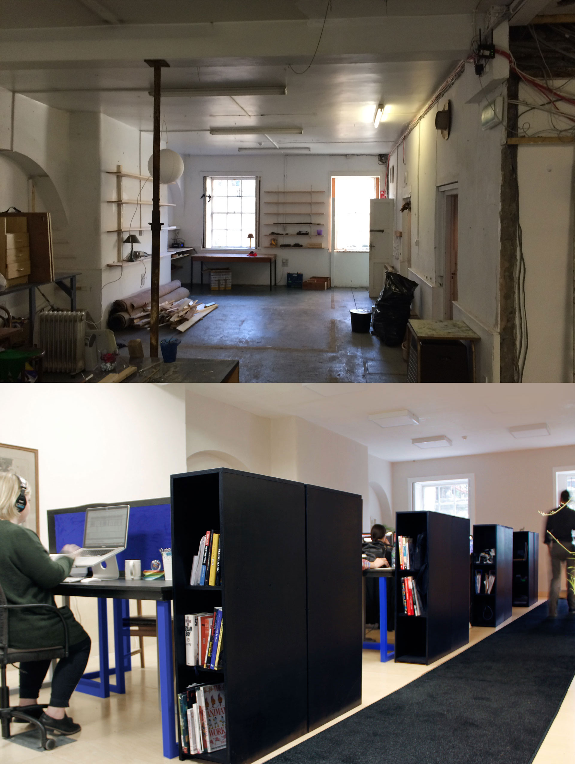 From Studio 9 Artbase to Number 9 – Coworking